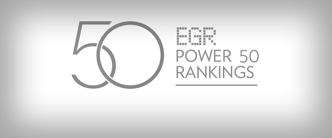 Six Kambi operators recognised by EGR Power 50