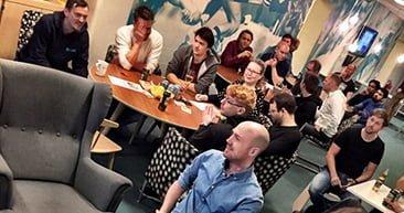 Friday Pub Quiz at the Stockholm office ? @ Kambi Stockholm