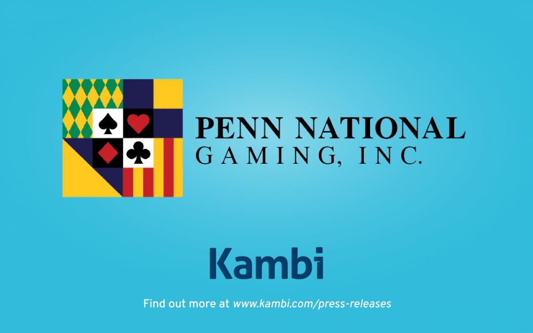 Kambi CCO: Penn National Gaming will control its destiny with Kambi