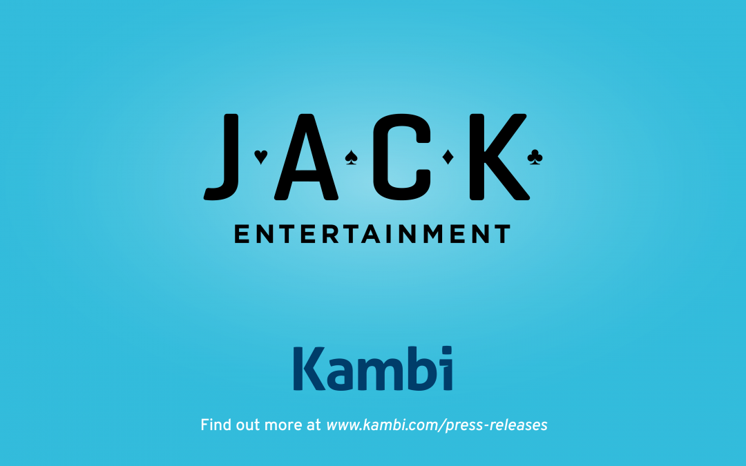 Kambi grows US footprint with JACK Entertainment partnership