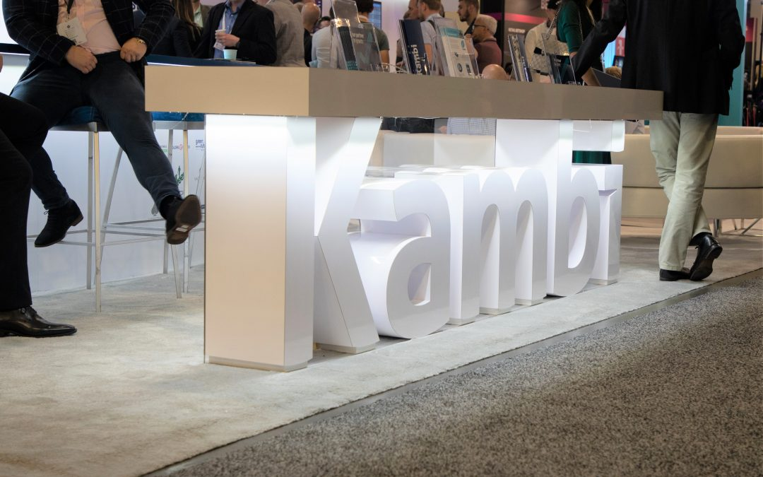 Kambi CCO: Bringing the online pace to the retail space