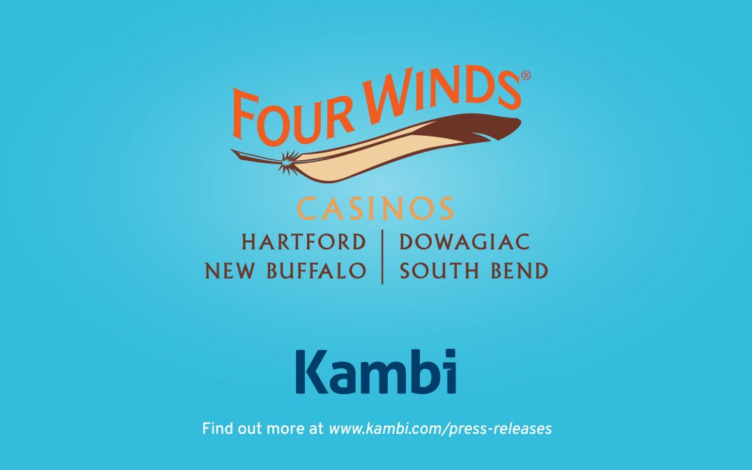Kambi enters long-term partnership with Four Winds Casinos