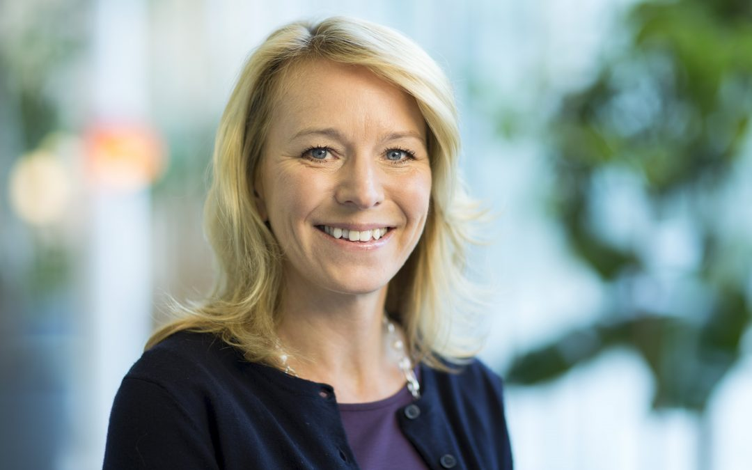 Industry Insiders: Cecilia Wachtmeister, EVP Business and Group Functions