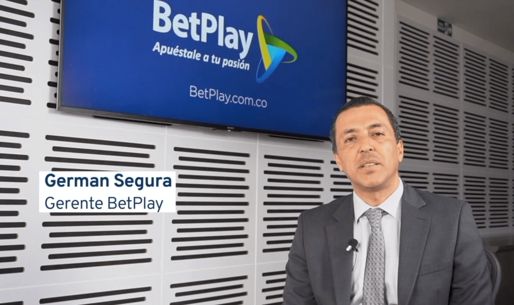 Betplay CEO